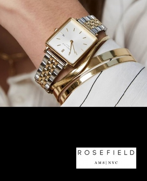 Montres Rosefield
